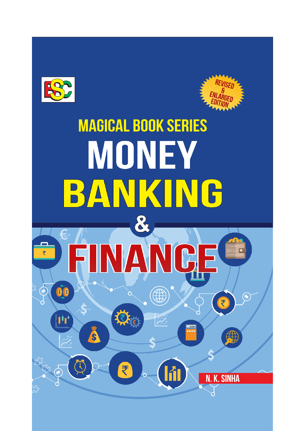 Magical Book Series: Money Banking & Finance - Page 1