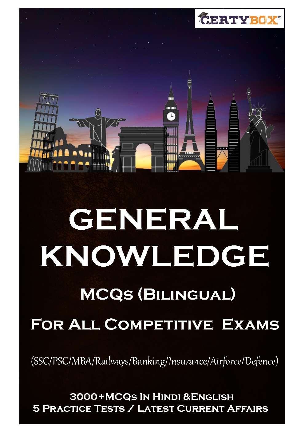 General Knowledge MCQs (Bilingual) For All Competitive Exams - Page 1