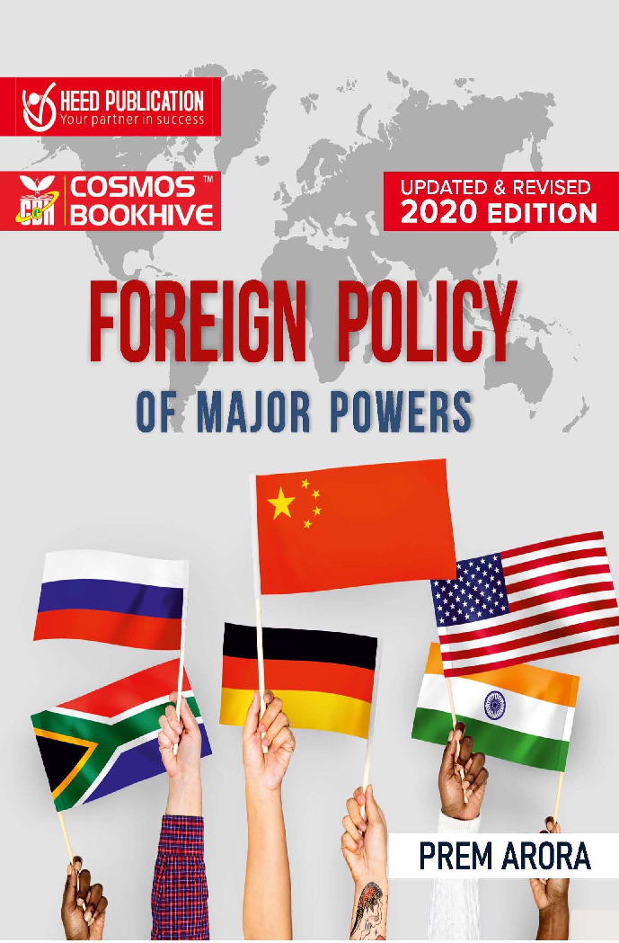 Foreign Policy Of Major Powers - Page 1