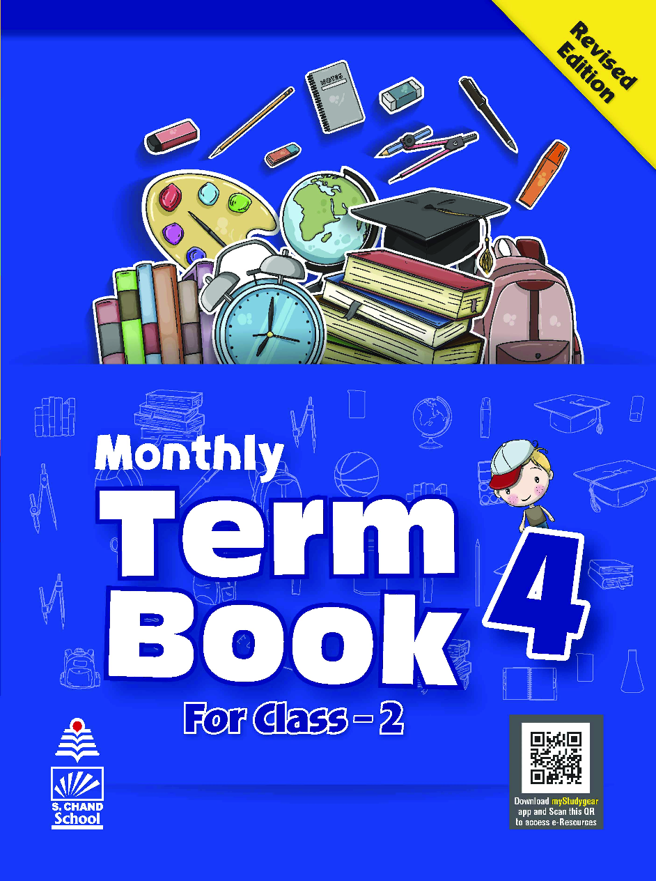 Monthly Term Book Grade 2 Term 4 - Page 1