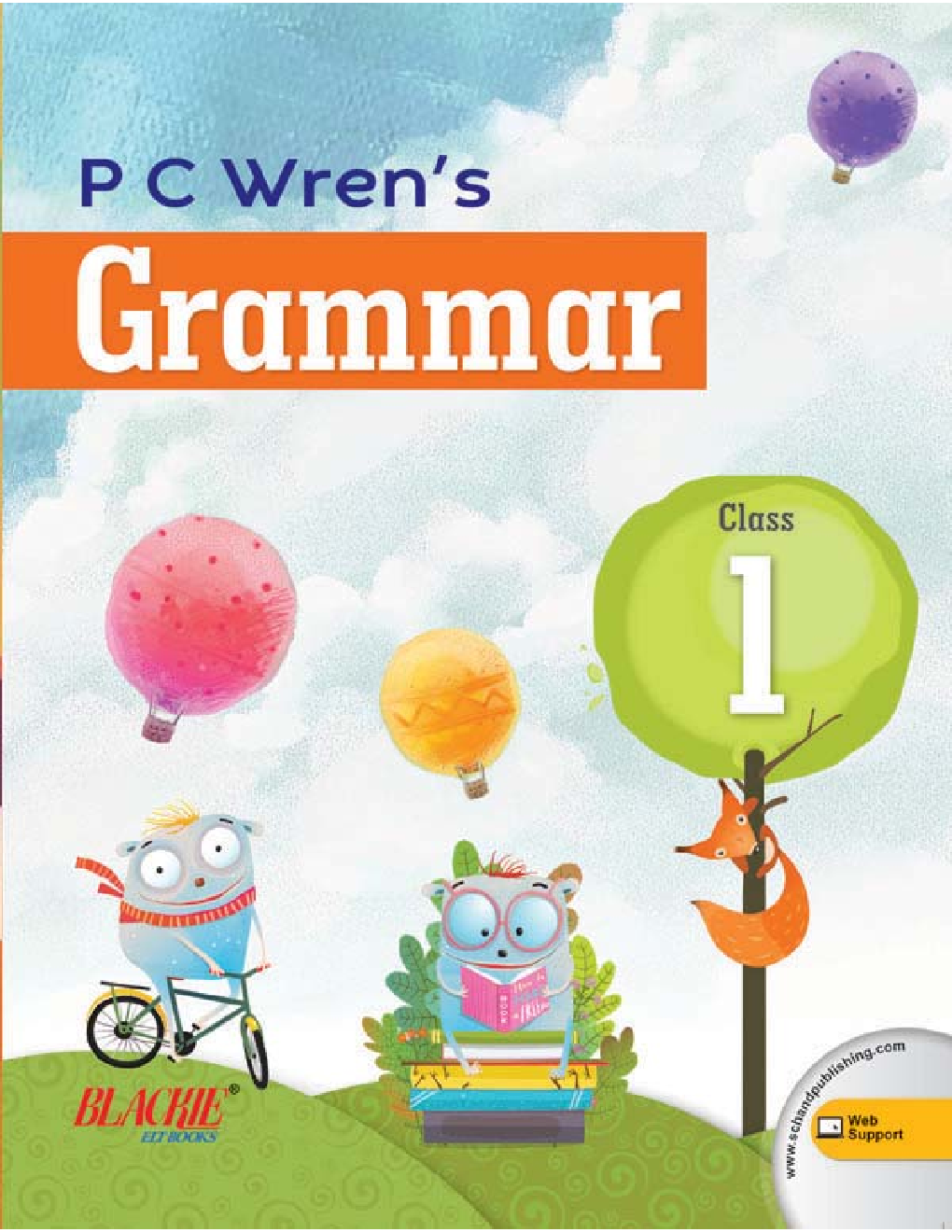 P C Wren's Grammar  1 - Page 1