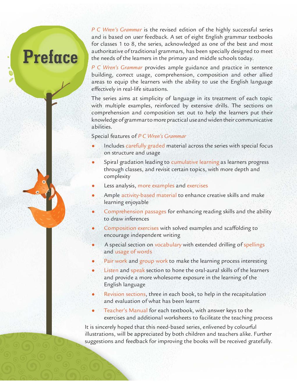 P C Wren's Grammar  1 - Page 4