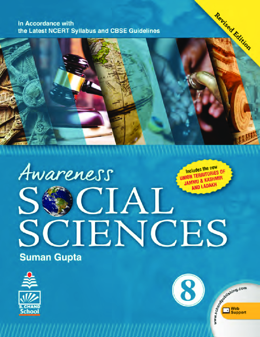Awareness Social Sciences For Class 8 - Page 1