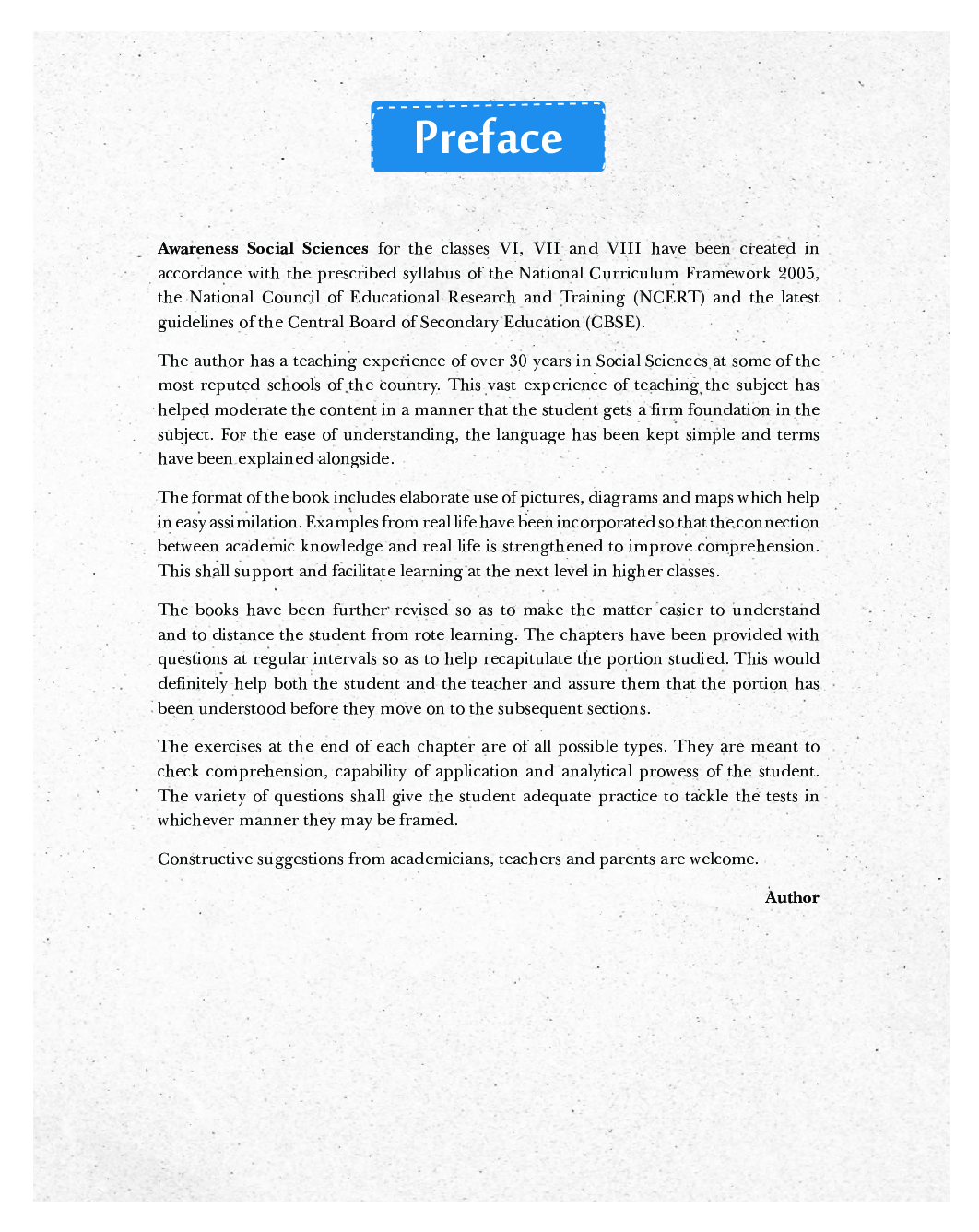 Awareness Social Sciences For Class 8 - Page 4