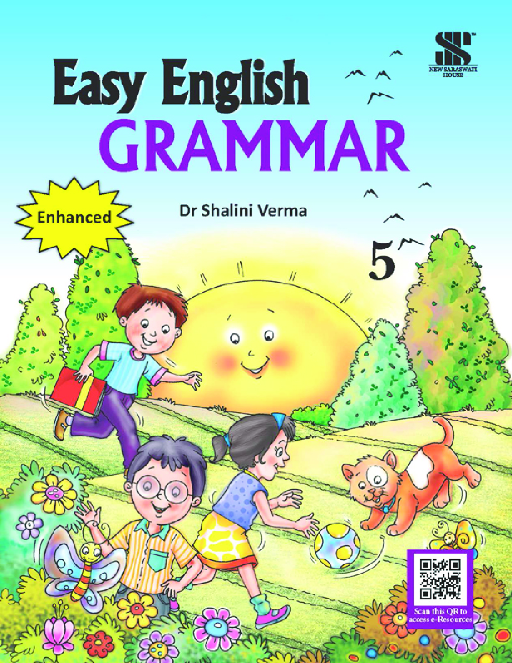 Easy English Grammar For Class - V - Page 1