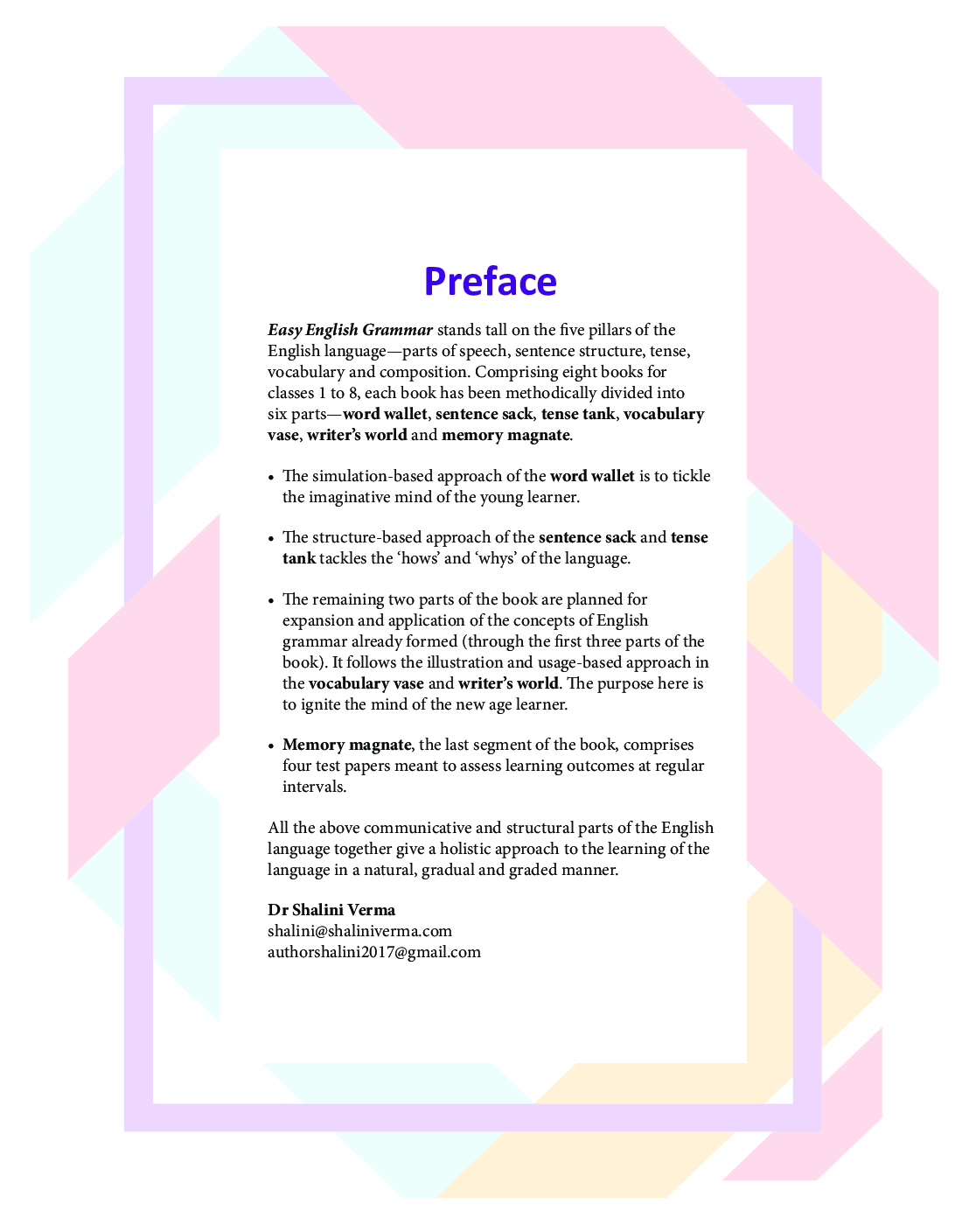 Easy English Grammar For Class - V - Page 4