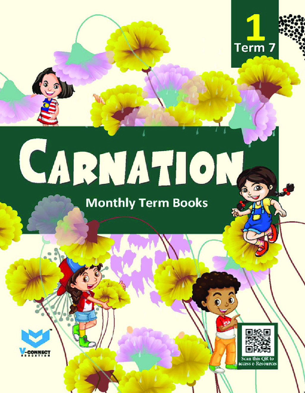 Carnation For Class - I (Term-7) - Page 1