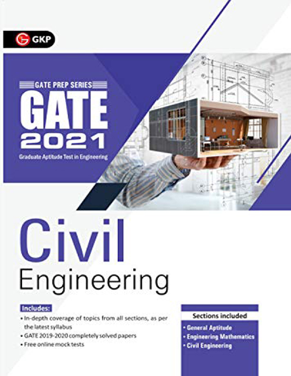 GATE 2021 Civil Engineering - Guide - Page 1