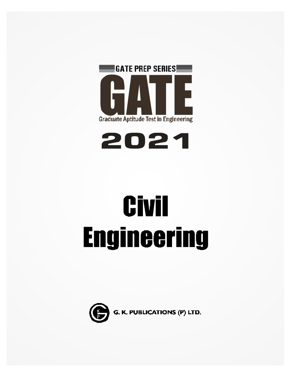 GATE 2021 Civil Engineering - Guide - Page 2