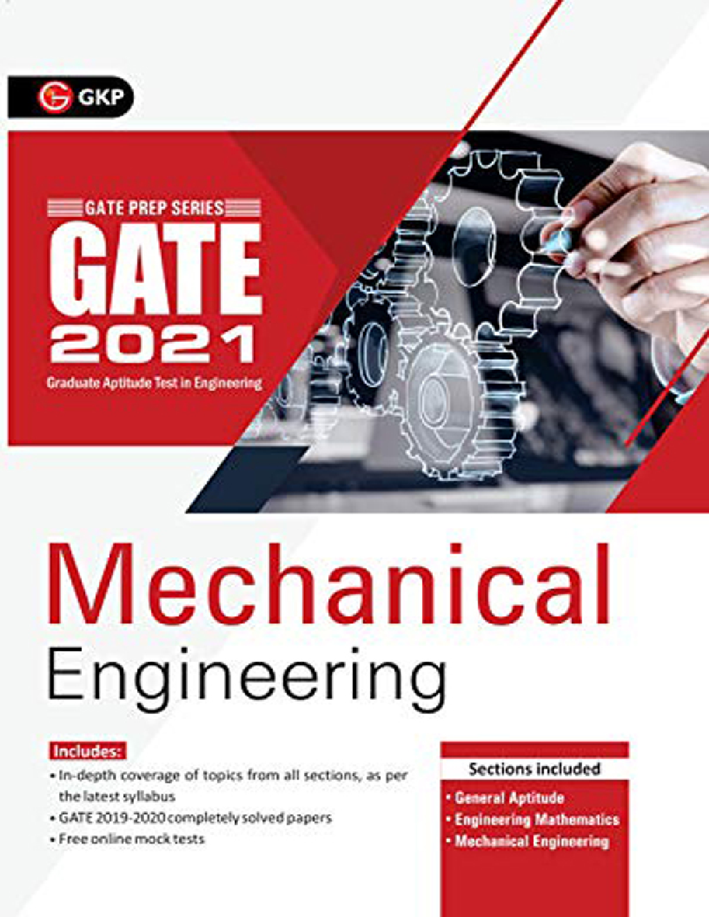 GATE 2021 Mechanical Engineering - Guide - Page 1
