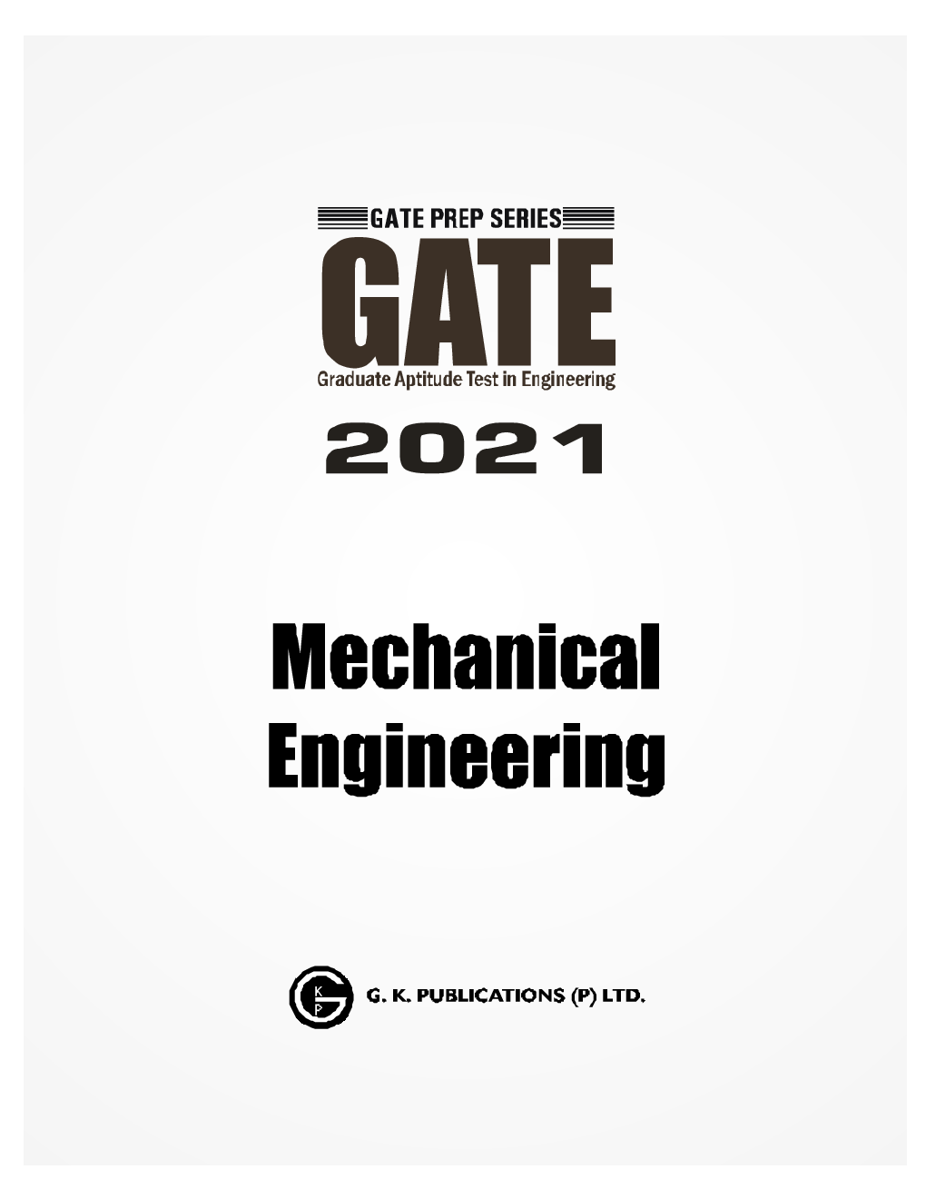 GATE 2021 Mechanical Engineering - Guide - Page 2