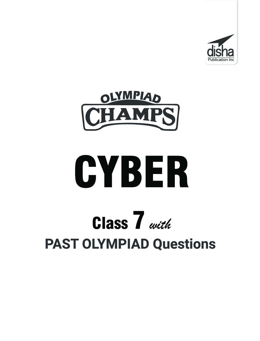 Olympiad Champs Cyber Class 7 With Past Olympiad Questions 2nd Edition - Page 2