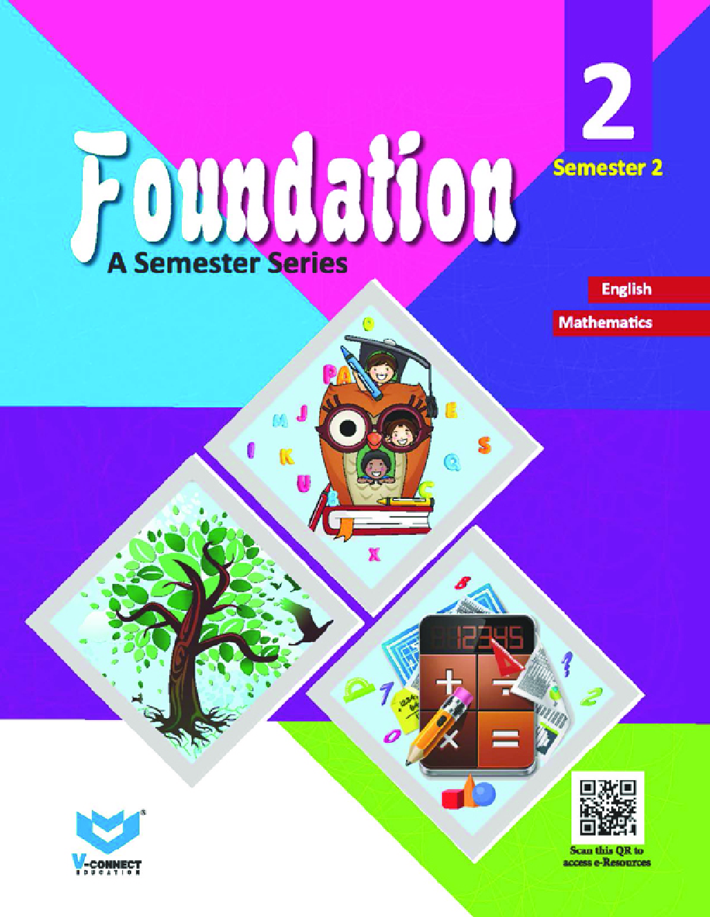 Foundation - A Semester Series For Class - II - Page 1