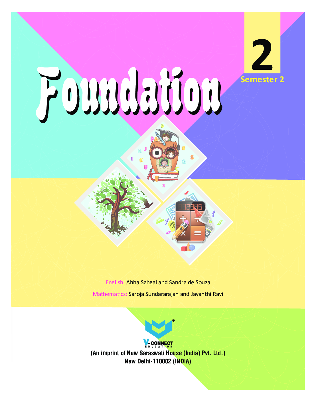 Foundation - A Semester Series For Class - II - Page 2
