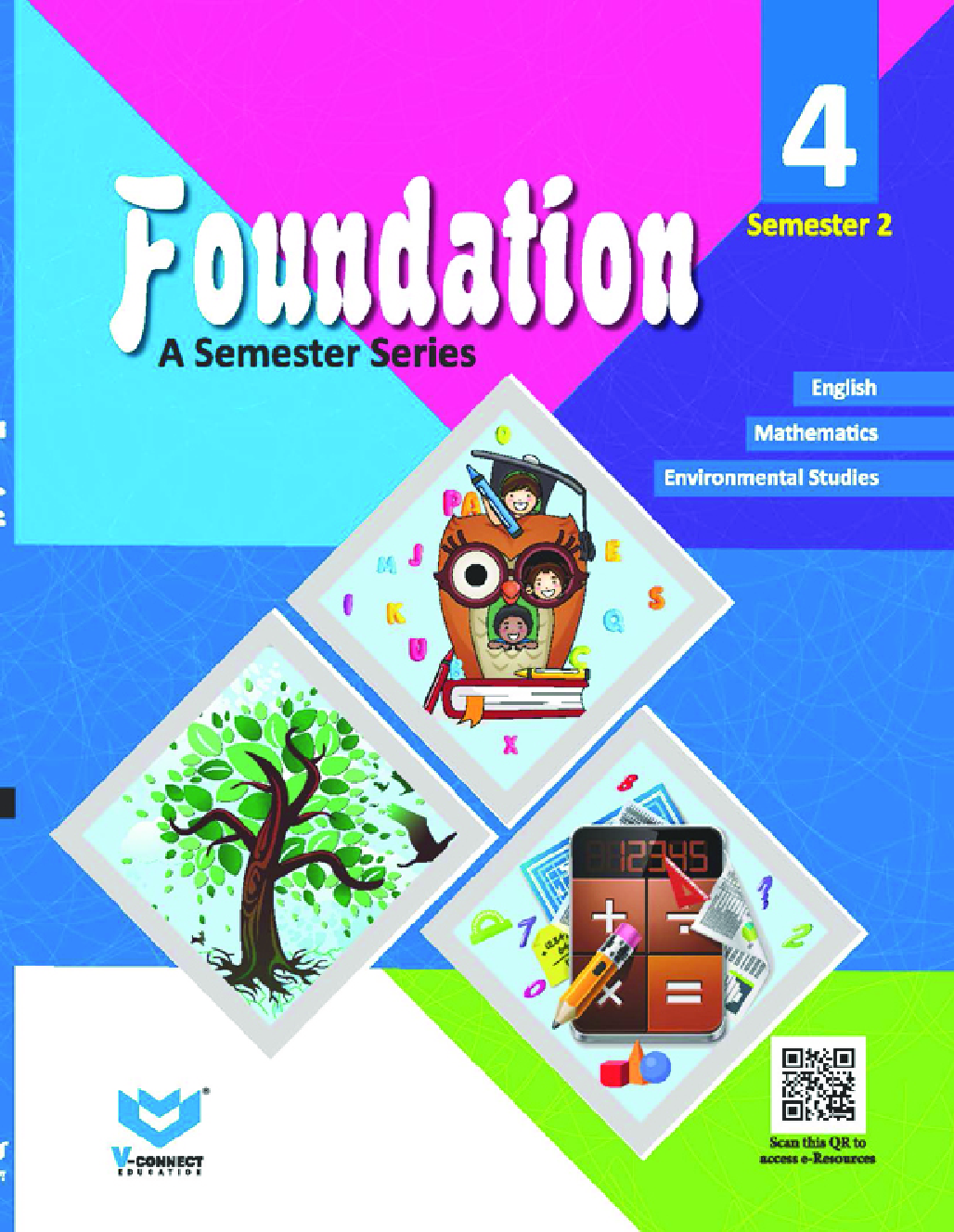 Foundation - A Semester Series For Class - IV - Page 1