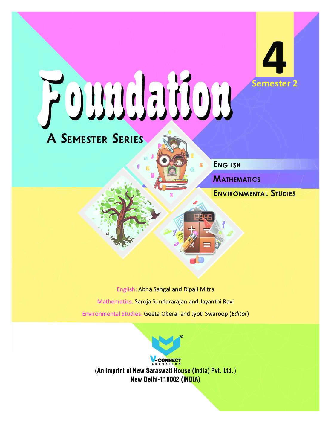 Foundation - A Semester Series For Class - IV - Page 2