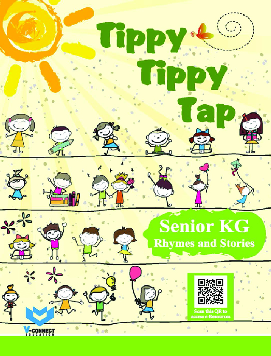 Tippy Tippy Tap For Senior KG (Rhymes & Stories) - Page 1