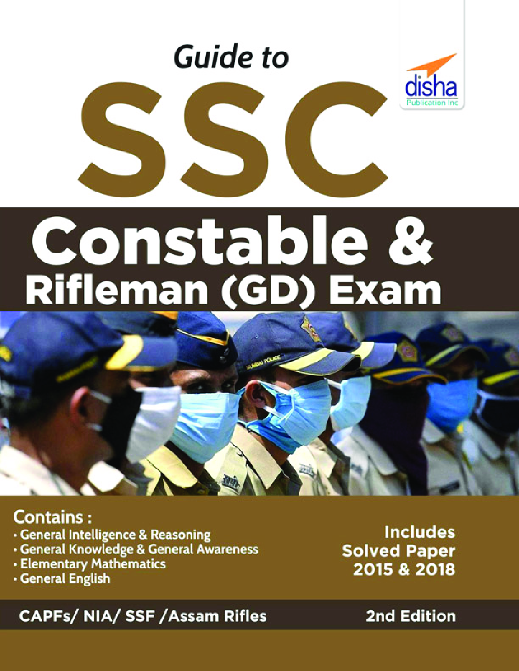Guide To SSC Constable & Rifleman (GD) Exam 2nd Edition   - Page 1