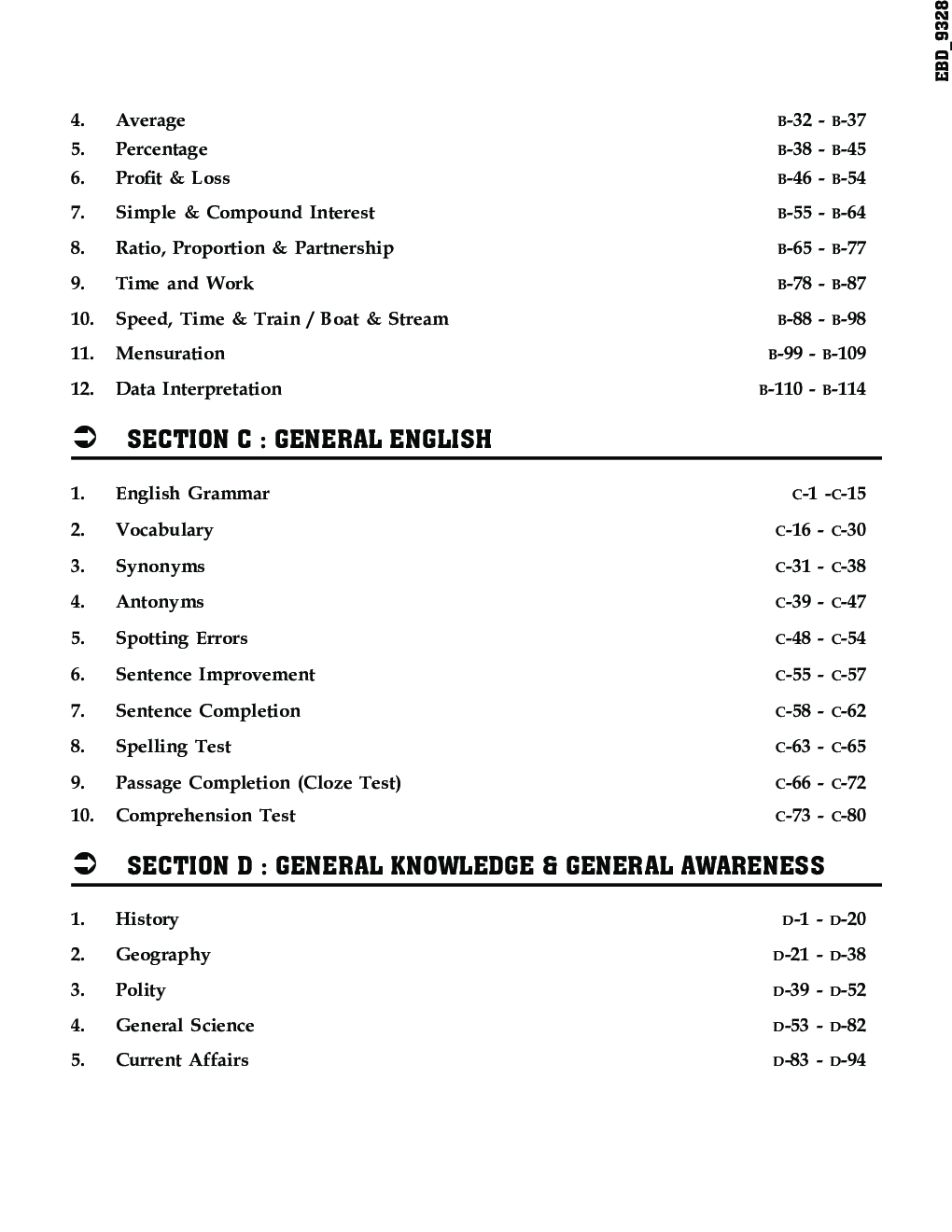 Guide To SSC Constable & Rifleman (GD) Exam 2nd Edition   - Page 5