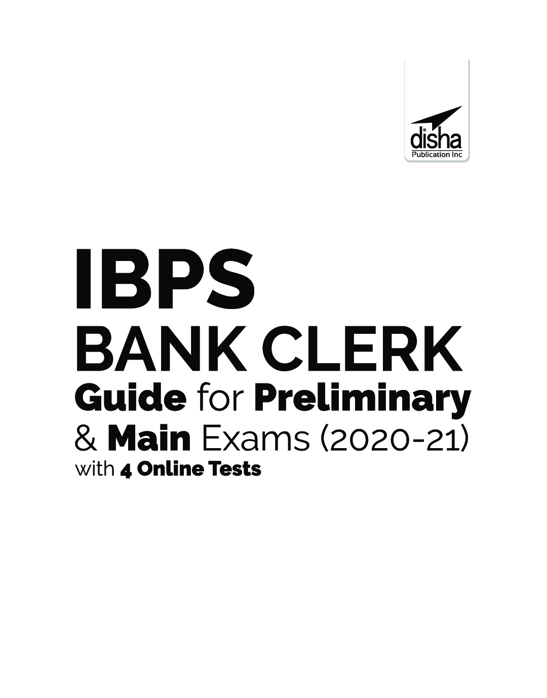 IBPS Bank Clerk Guide For Preliminary & Main Exams 2020-21 With 4 Online Tests (10th Edition) - Page 2