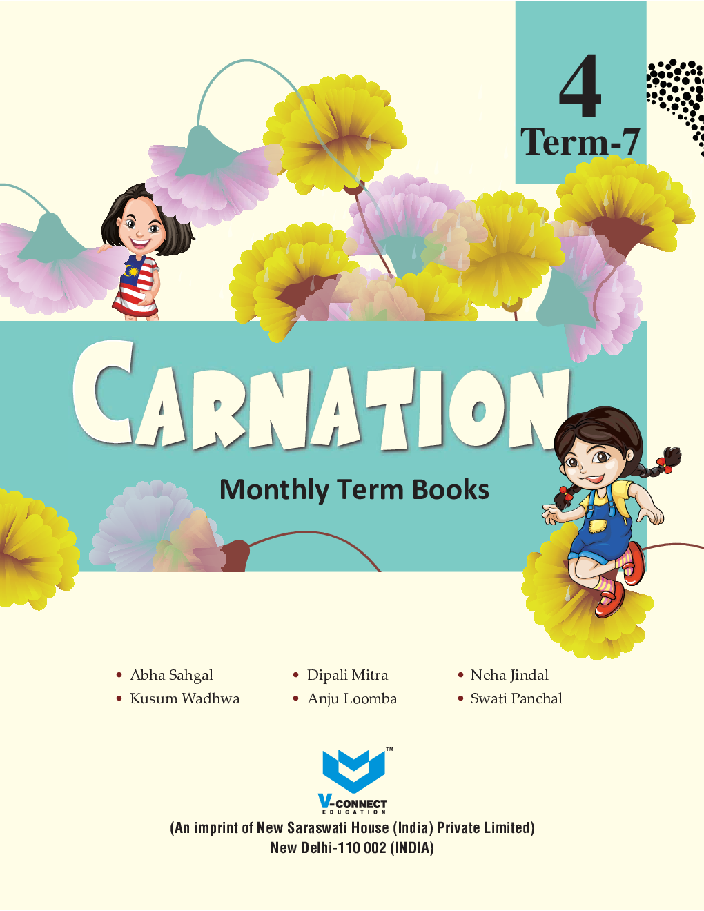 Carnation Monthly Term Book Class-4 Term-7 - Page 2