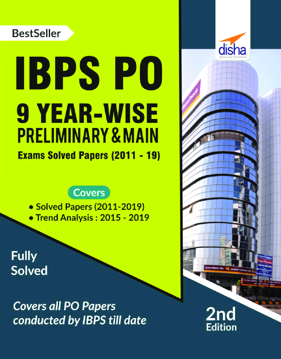 IBPS PO 9 Year-Wise Preliminary & Main Exams Solved Papers (2011-19) - Page 1