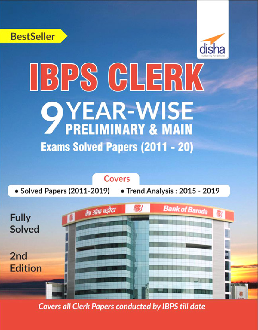 IBPS Clerk 9 Year-Wise Preliminary & Main Exams Solved Papers (2011-20) - Page 1