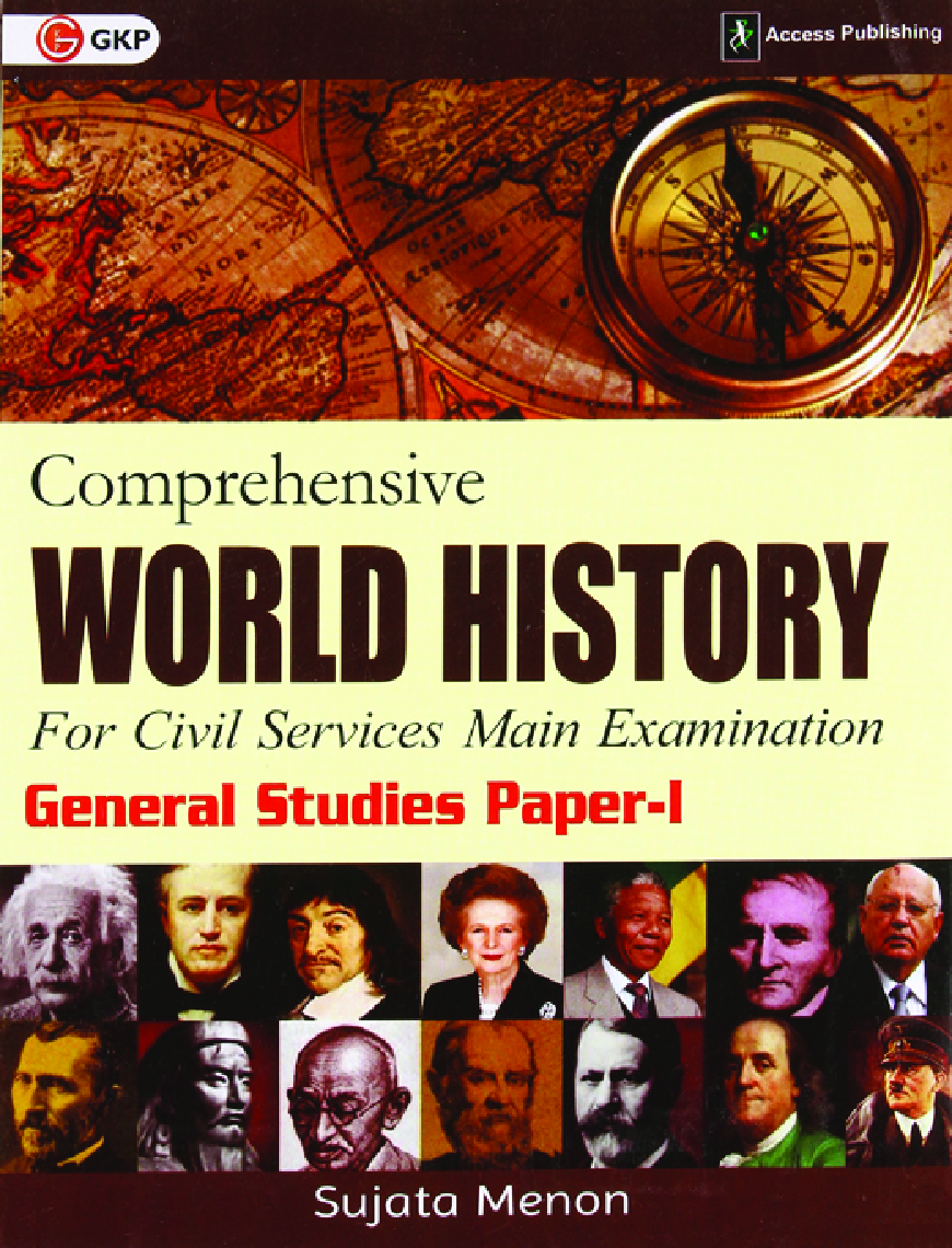 Comprehensive World History For Civil Services Main Examination - Page 1