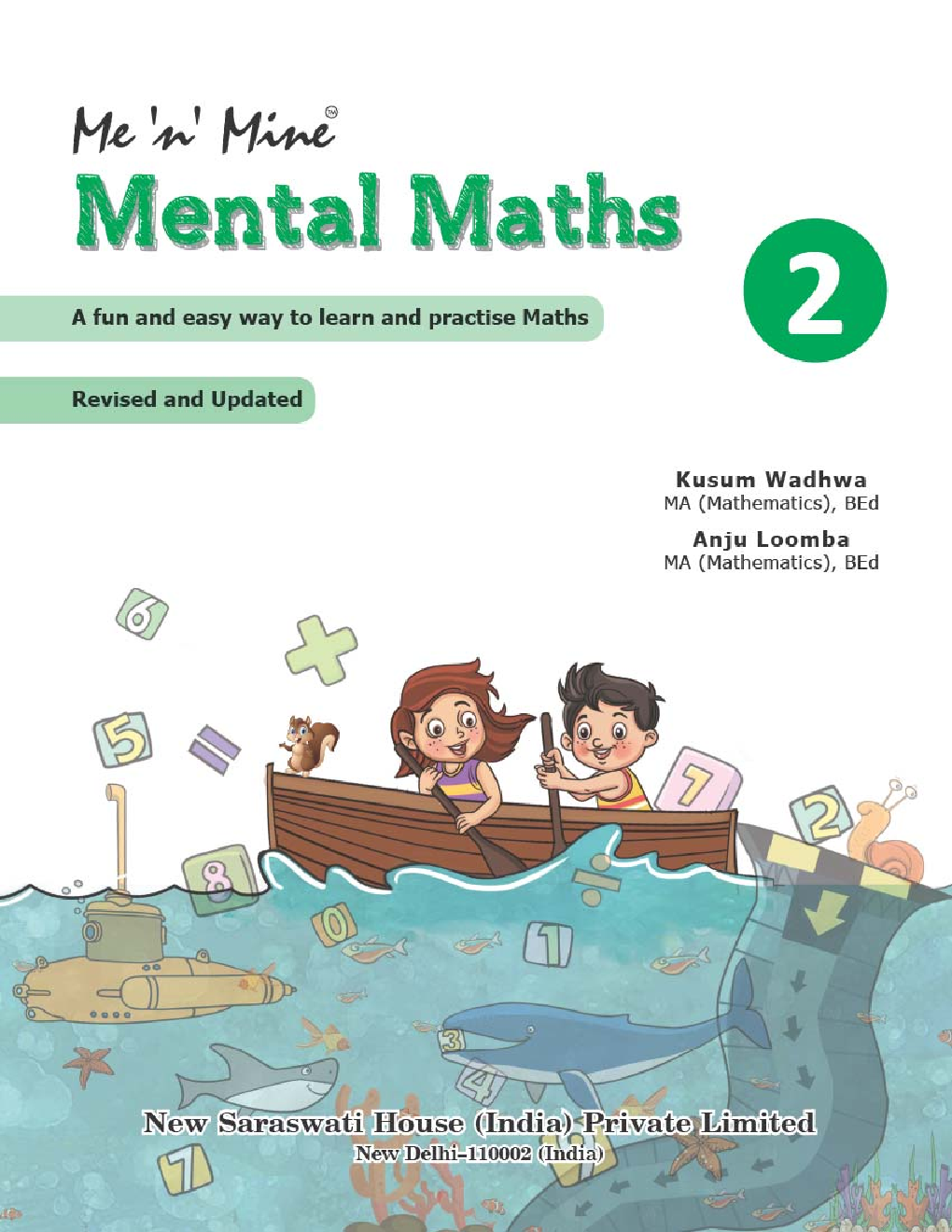 Mental Maths For Class - II - Page 2