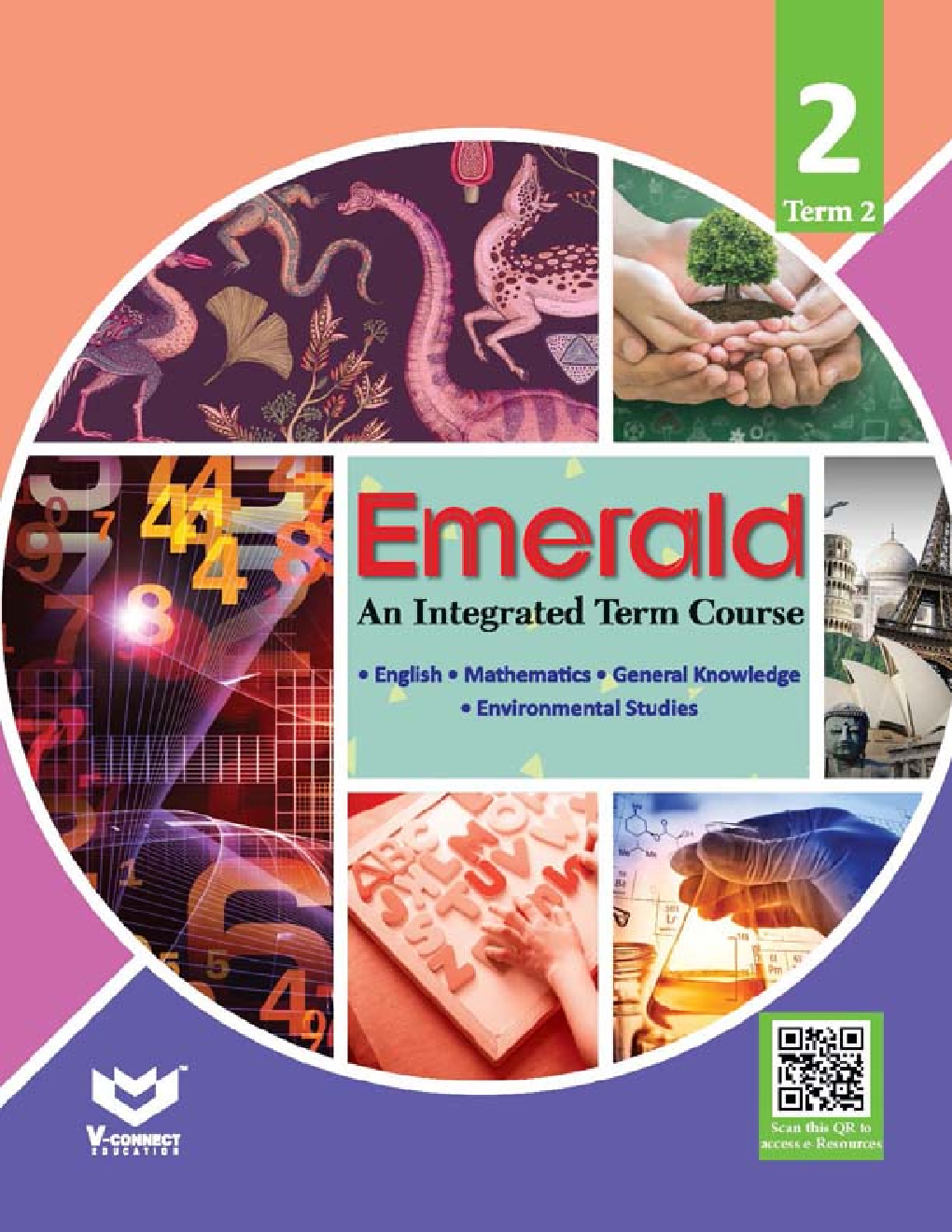 Emerald - An Integrated Term Course For Class - II  (Term-II) - Page 1