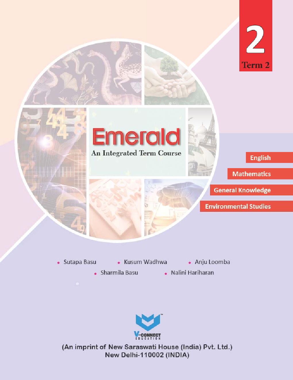 Emerald - An Integrated Term Course For Class - II  (Term-II) - Page 2