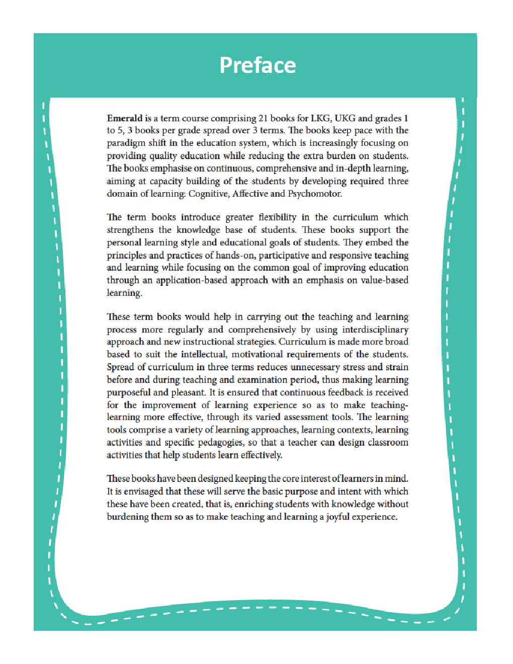 Emerald - An Integrated Term Course For Class - II  (Term-II) - Page 4