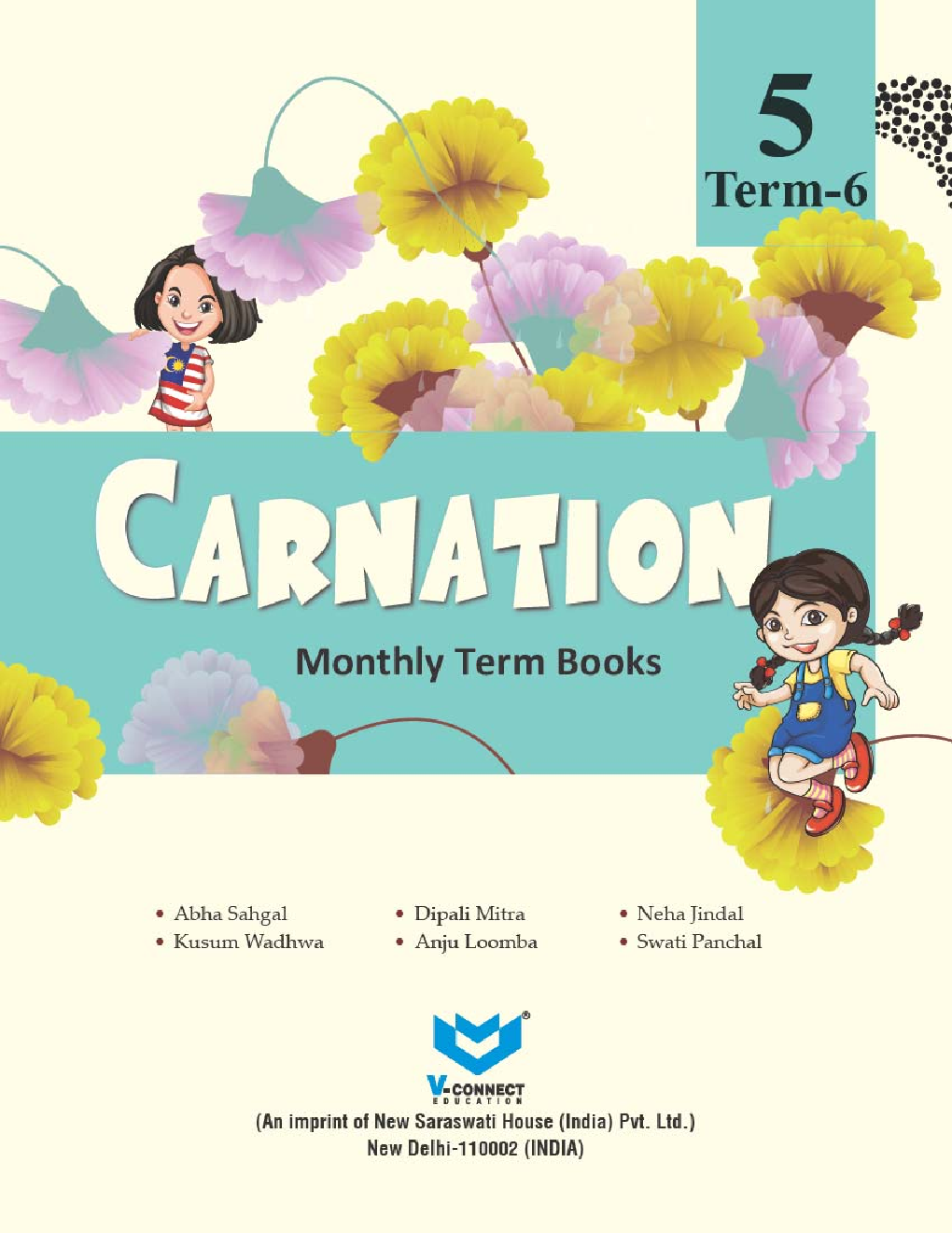 Carnation For Class - V (Term-VI) - Page 2