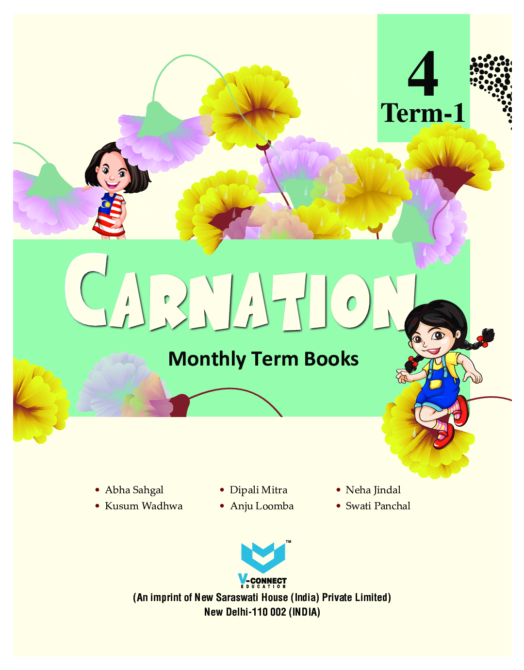 Carnation For Class - IV (Term-I) - Page 2