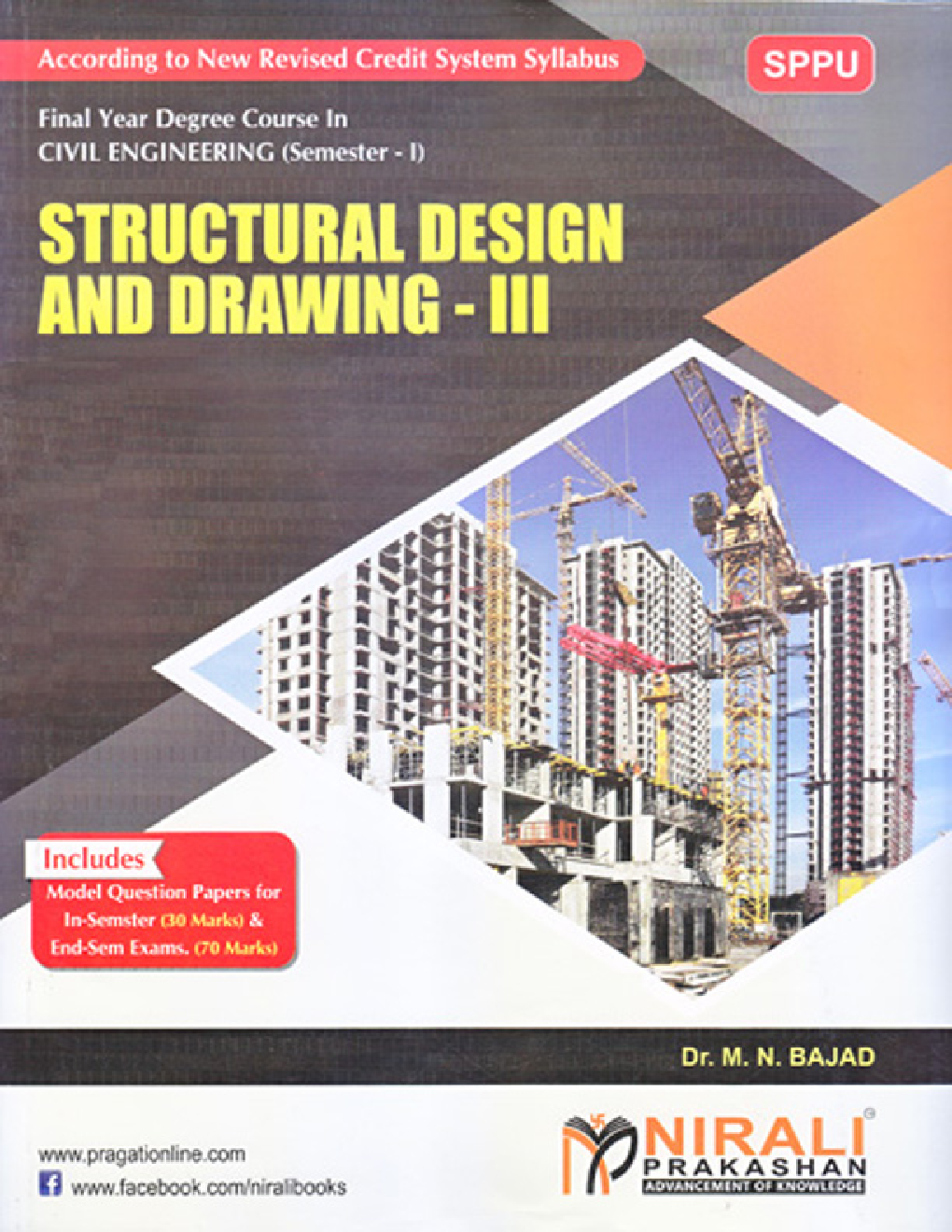 Structural Design And Drawing - III - Page 1
