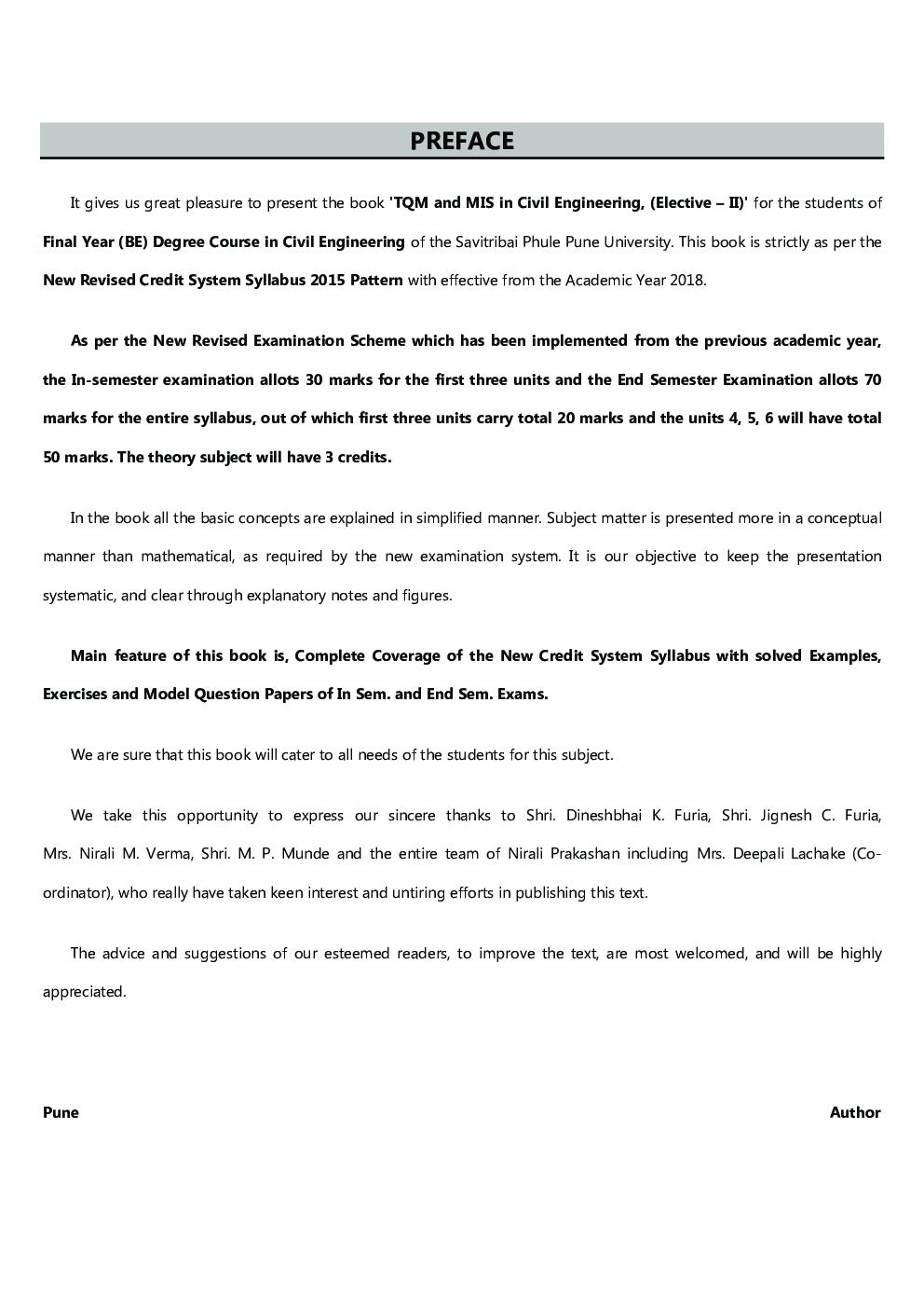 TQM & MIS In Civil Engineering - Page 4