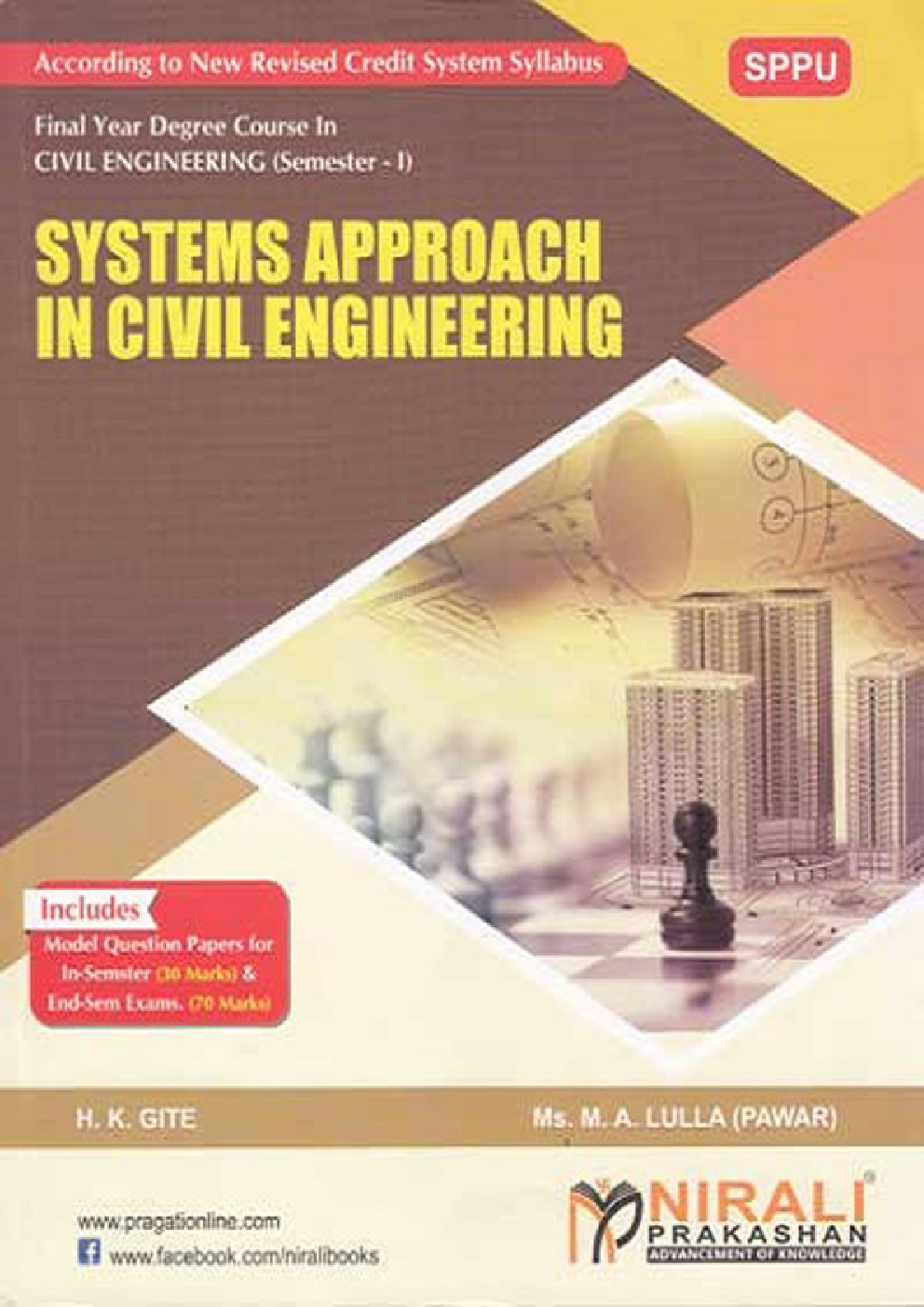 Systems Approach In Civil Engineering - Page 1