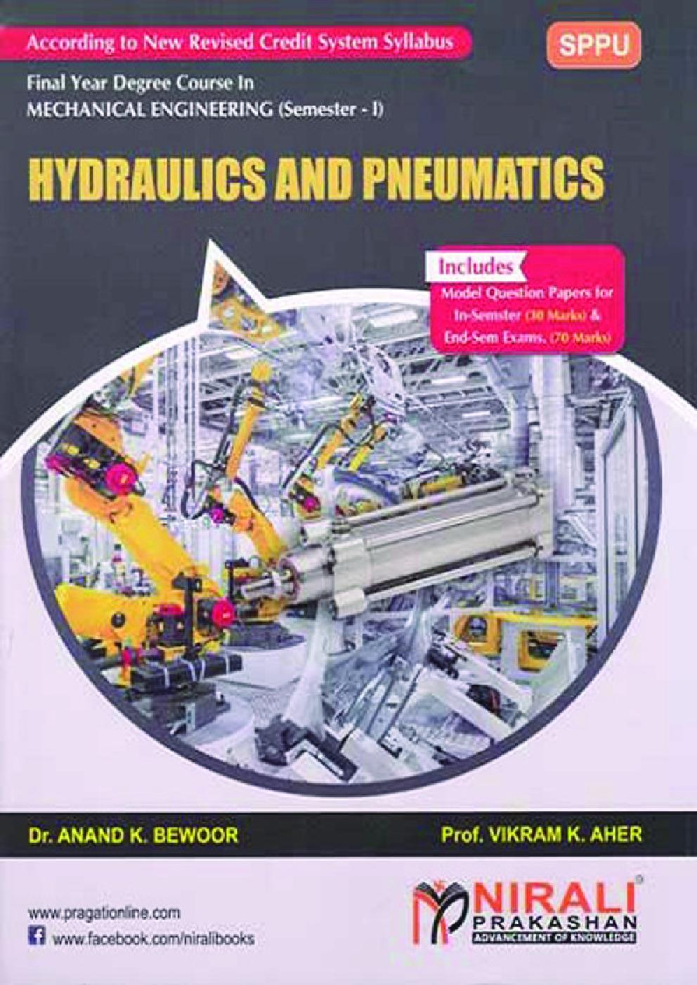 Hydraulics And Pneumatics - Page 1