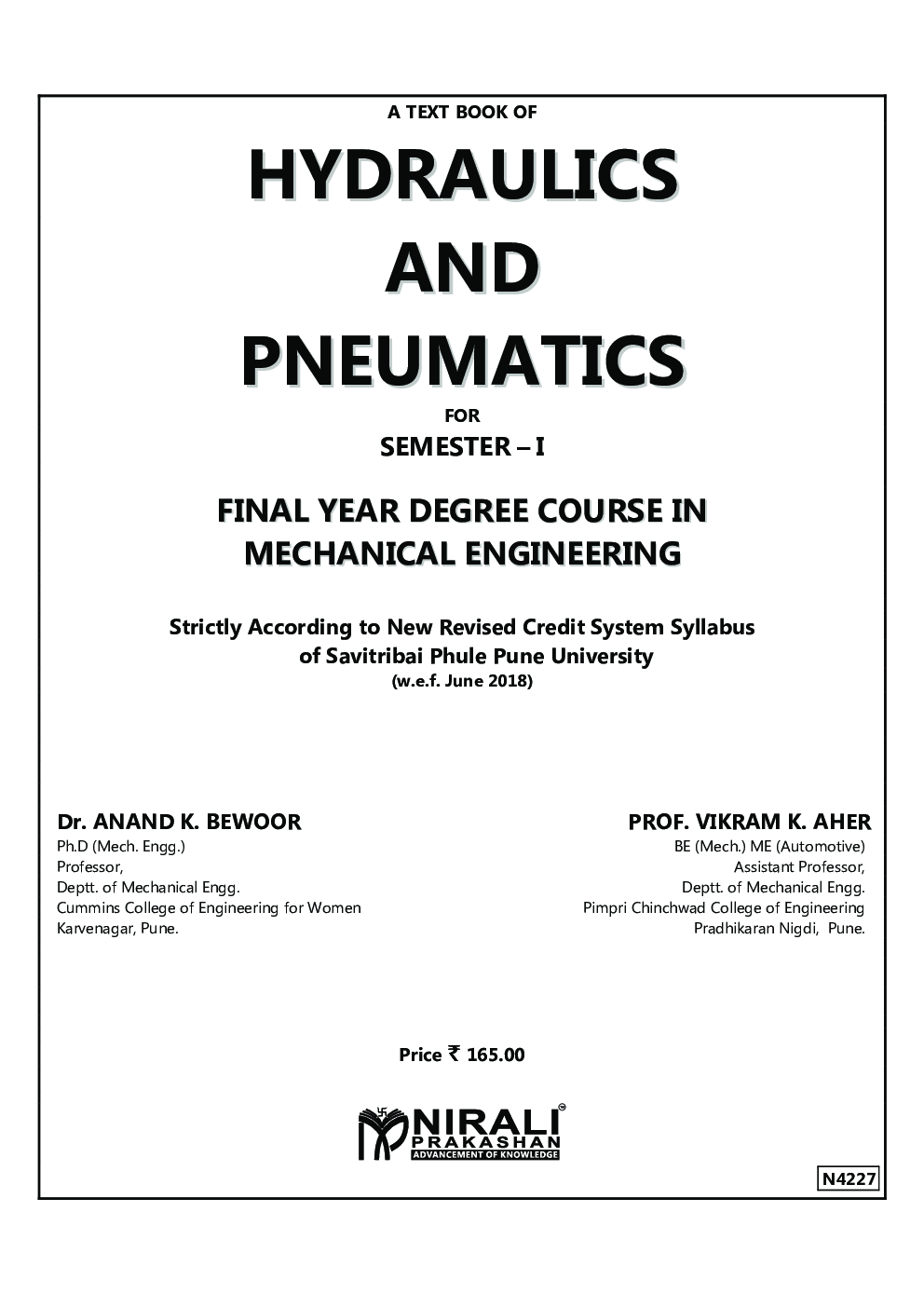 Hydraulics And Pneumatics - Page 2