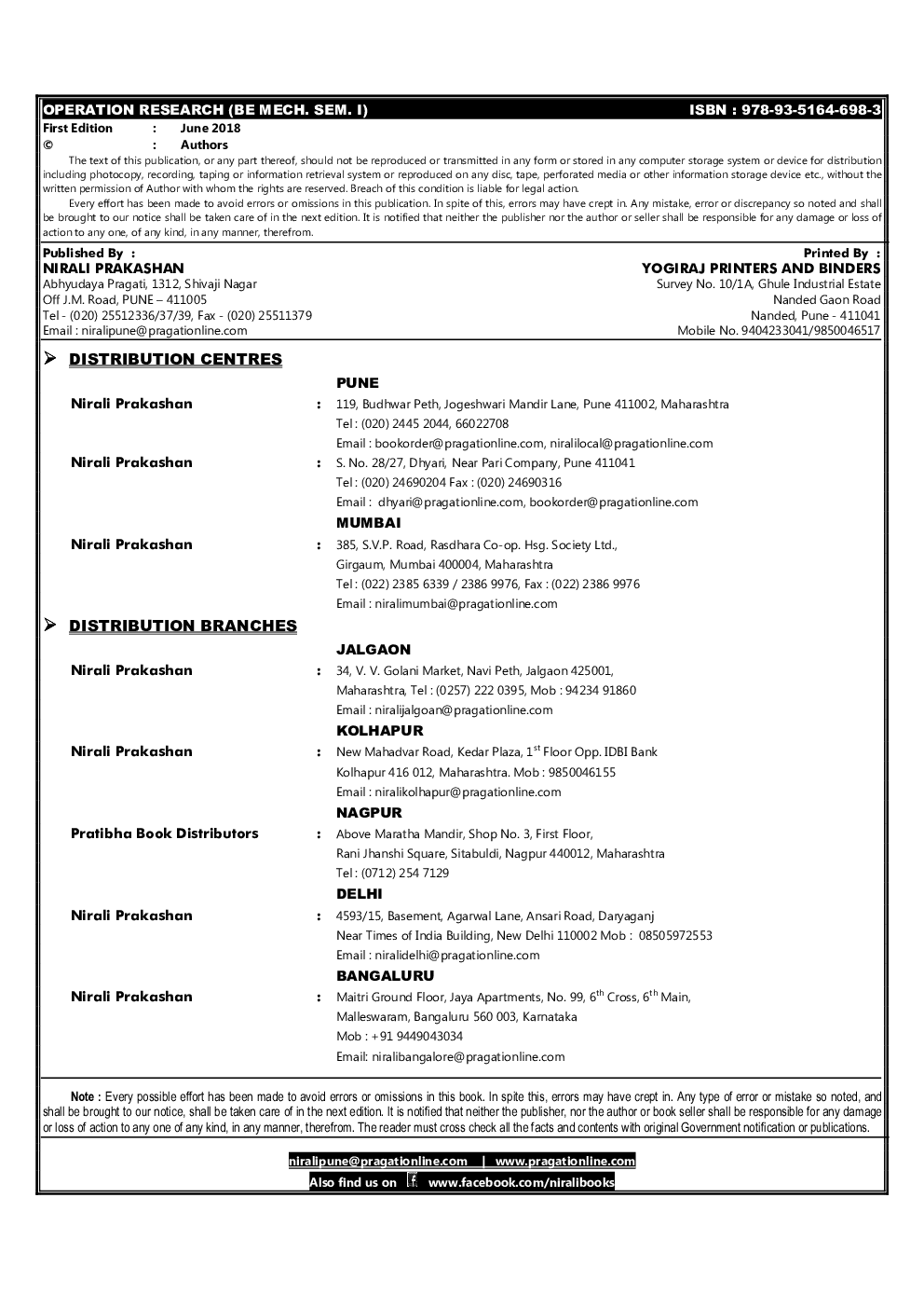 Operation Research - Page 3