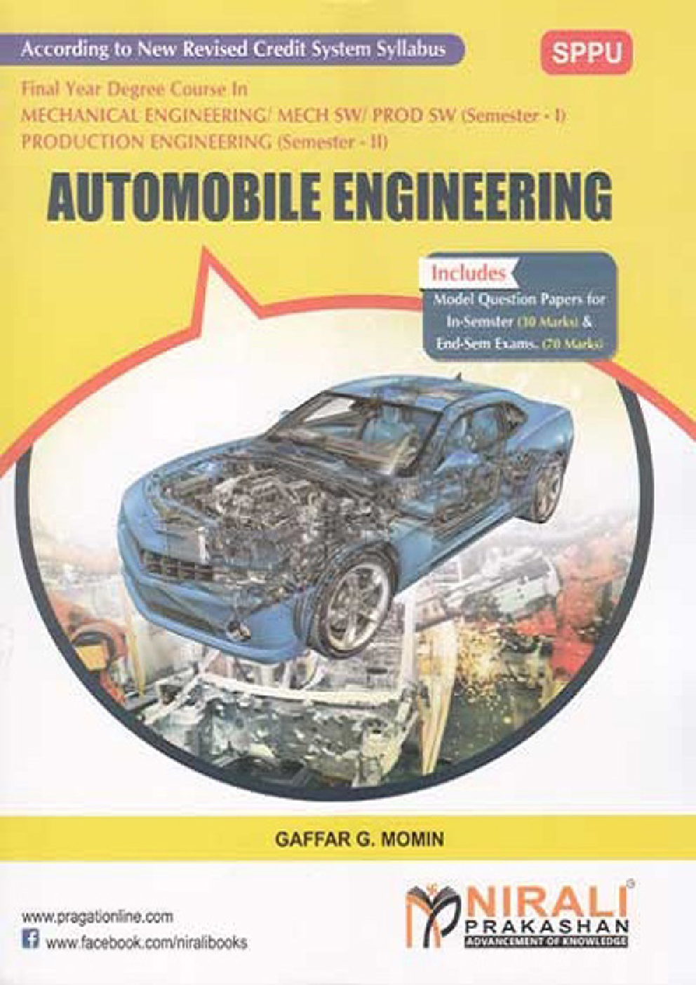 Automobile Engineering - Page 1