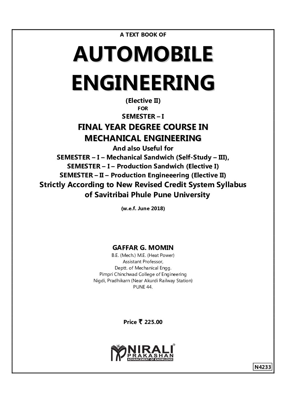 Automobile Engineering - Page 2