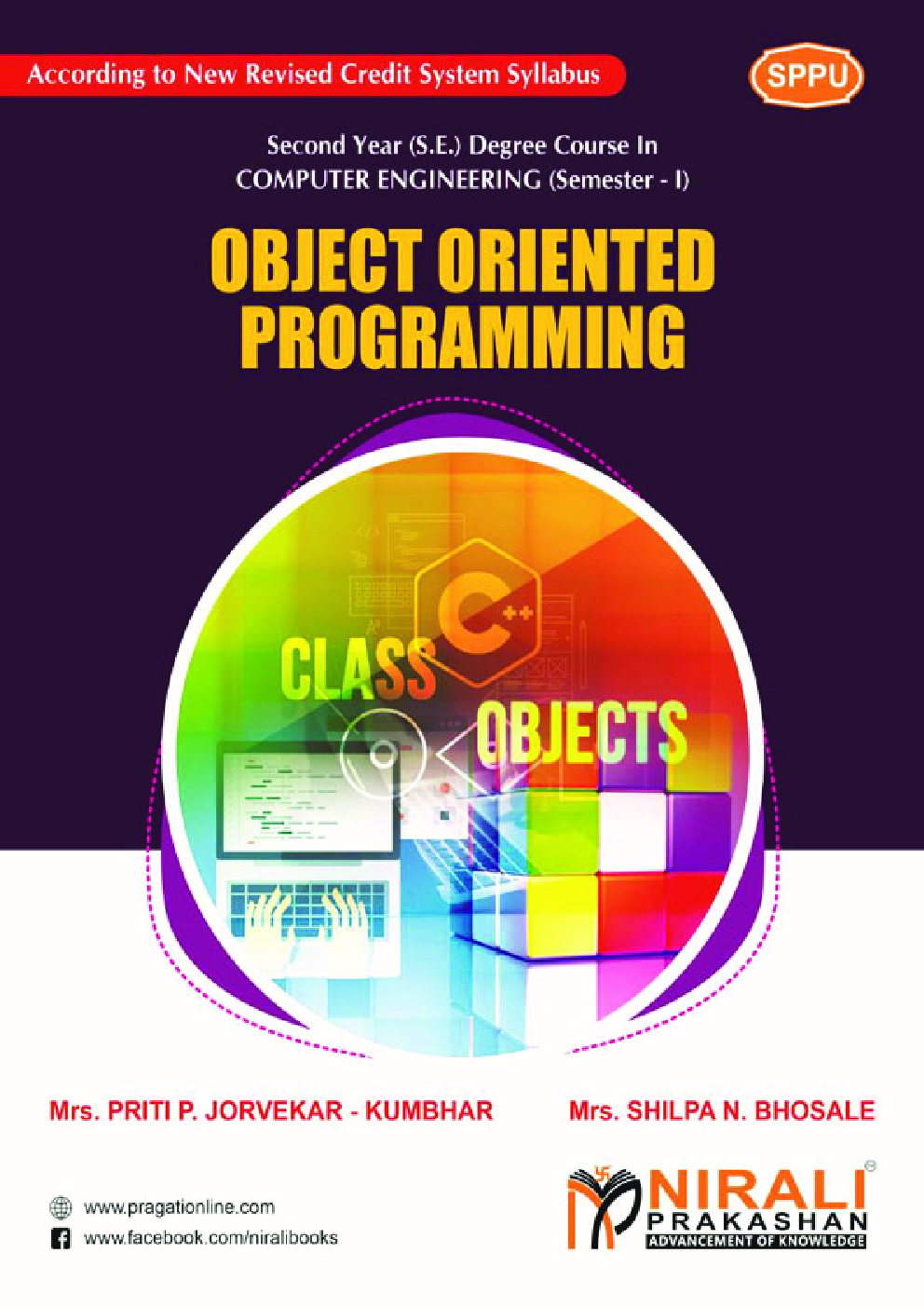 Object Oriented Programming - Page 1