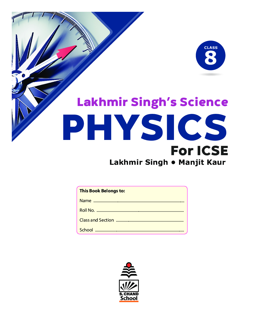 Lakhmir Singh\'s Science Physics for ICSE Class 8 - Page 2