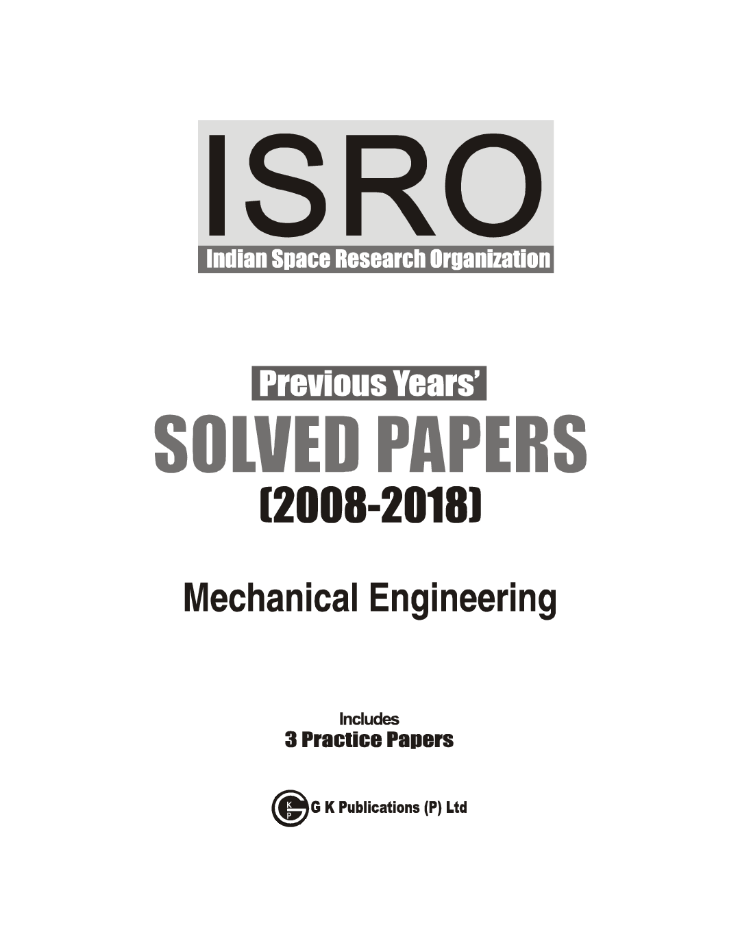 ISRO 2019 Mechanical Engineering Previous Years Solved Papers (2008-2018) - Page 2