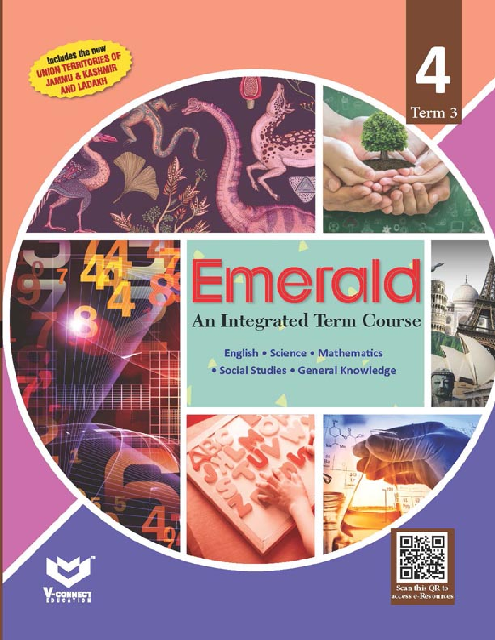 Emerald - An Integrated Term Course For Class - IV  (Term-III) - Page 1