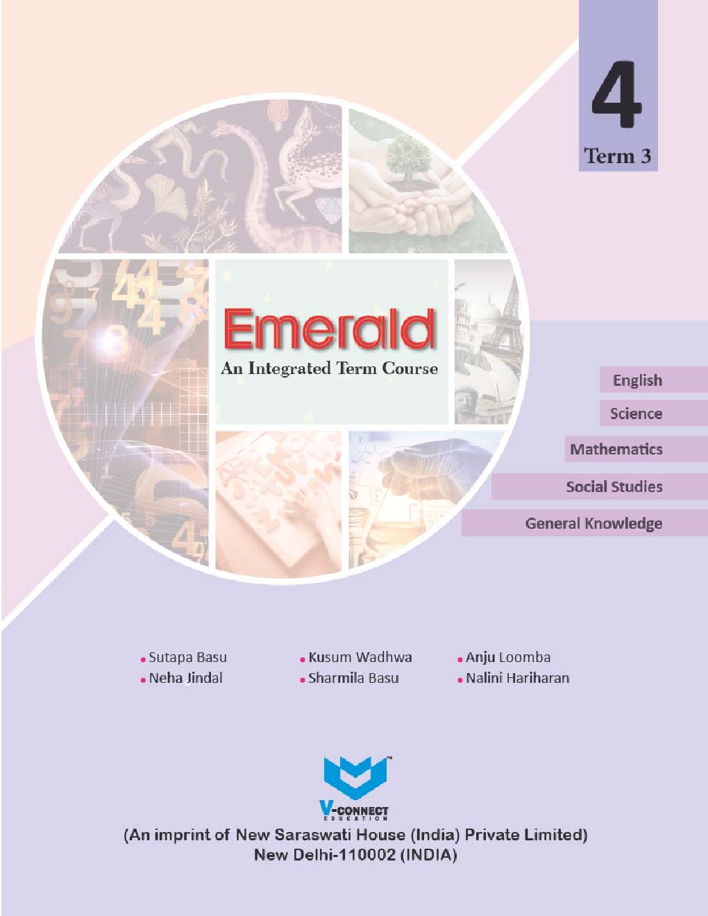 Emerald - An Integrated Term Course For Class - IV  (Term-III) - Page 2