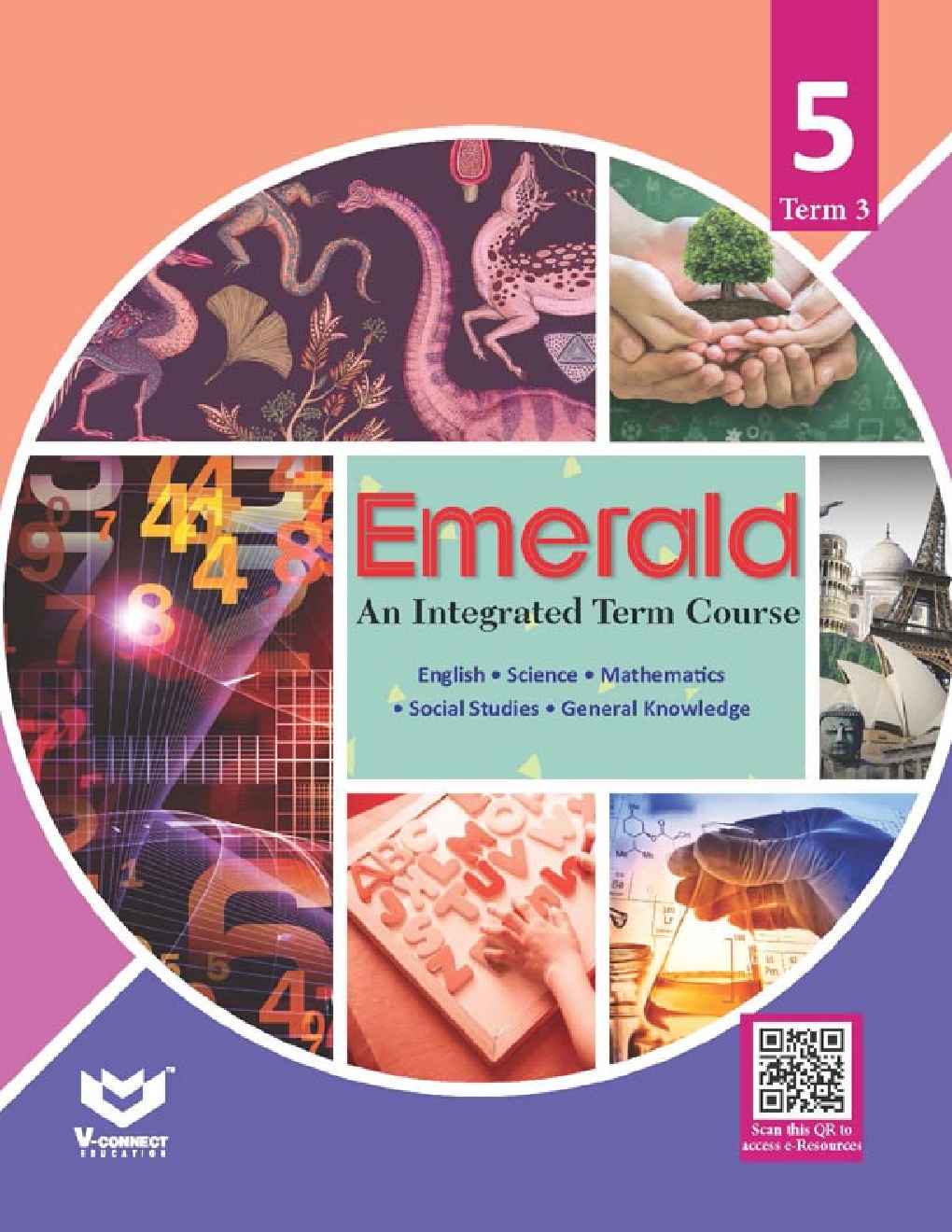 Emerald - An Integrated Term Course For Class - V  (Term-III) - Page 1
