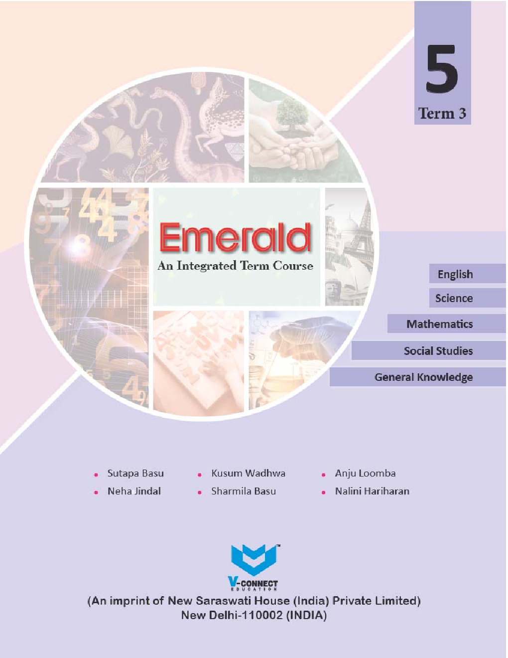 Emerald - An Integrated Term Course For Class - V  (Term-III) - Page 2