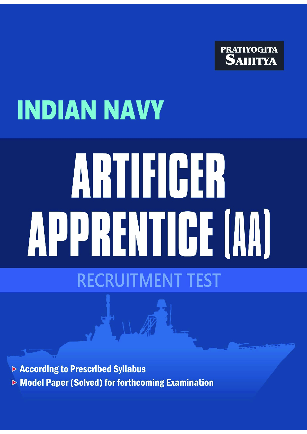 Indian Navy Artificer Apprentice (AA) - Page 1